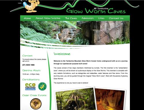 Mt Tamborine Glow Worm Caves