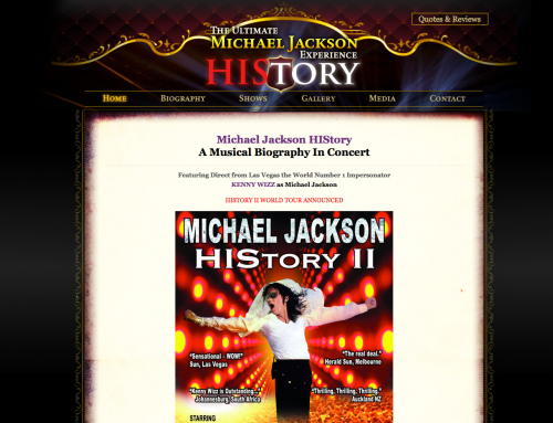 The Ultimate Michael Jackson Experience
