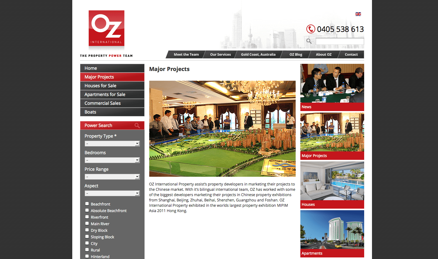 Able Video OZ International Property Website 03