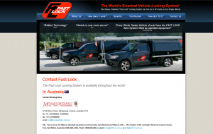 Able Video Fast lock Alert Systems Website 03