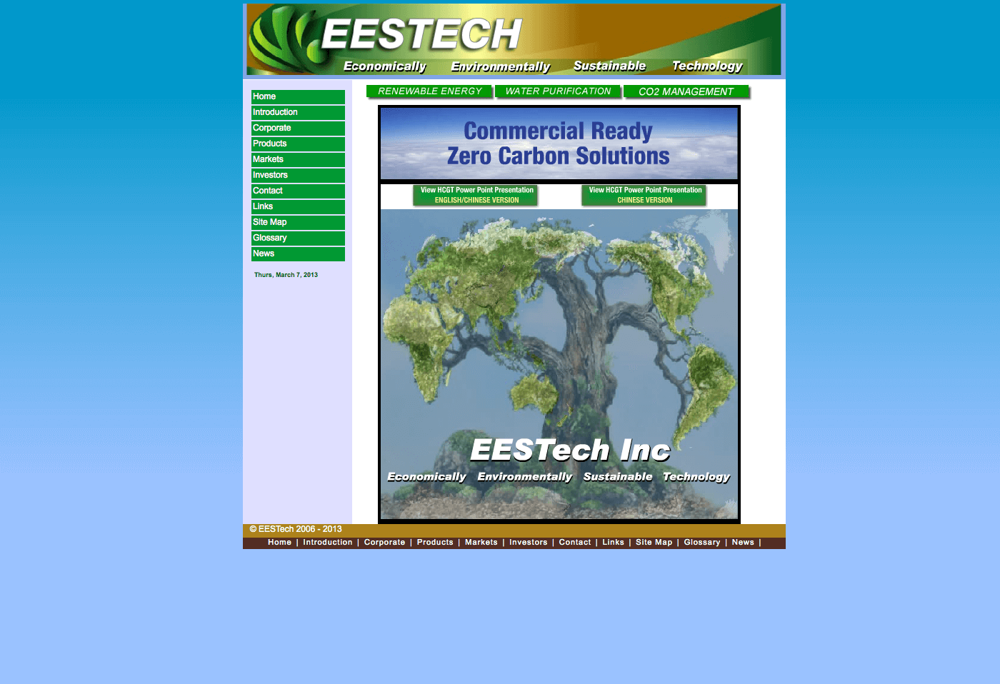 Able Video EES Tech Inc Website