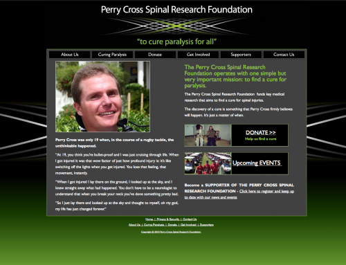 Perry Cross Spinal Research Foundation