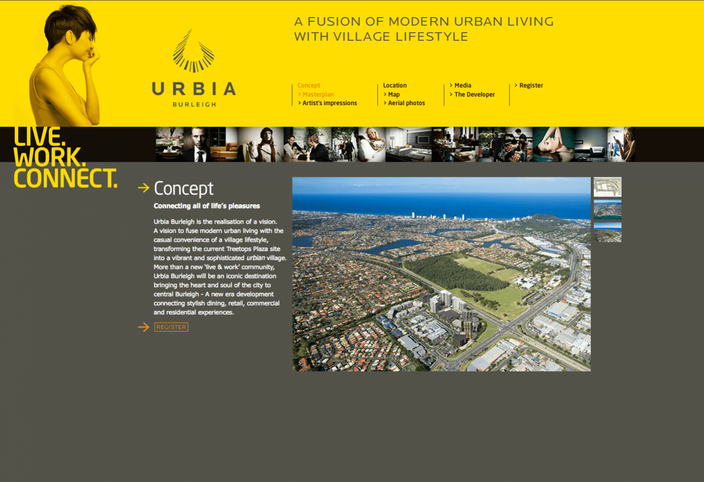 Able Video Urbia Burleigh Website 02