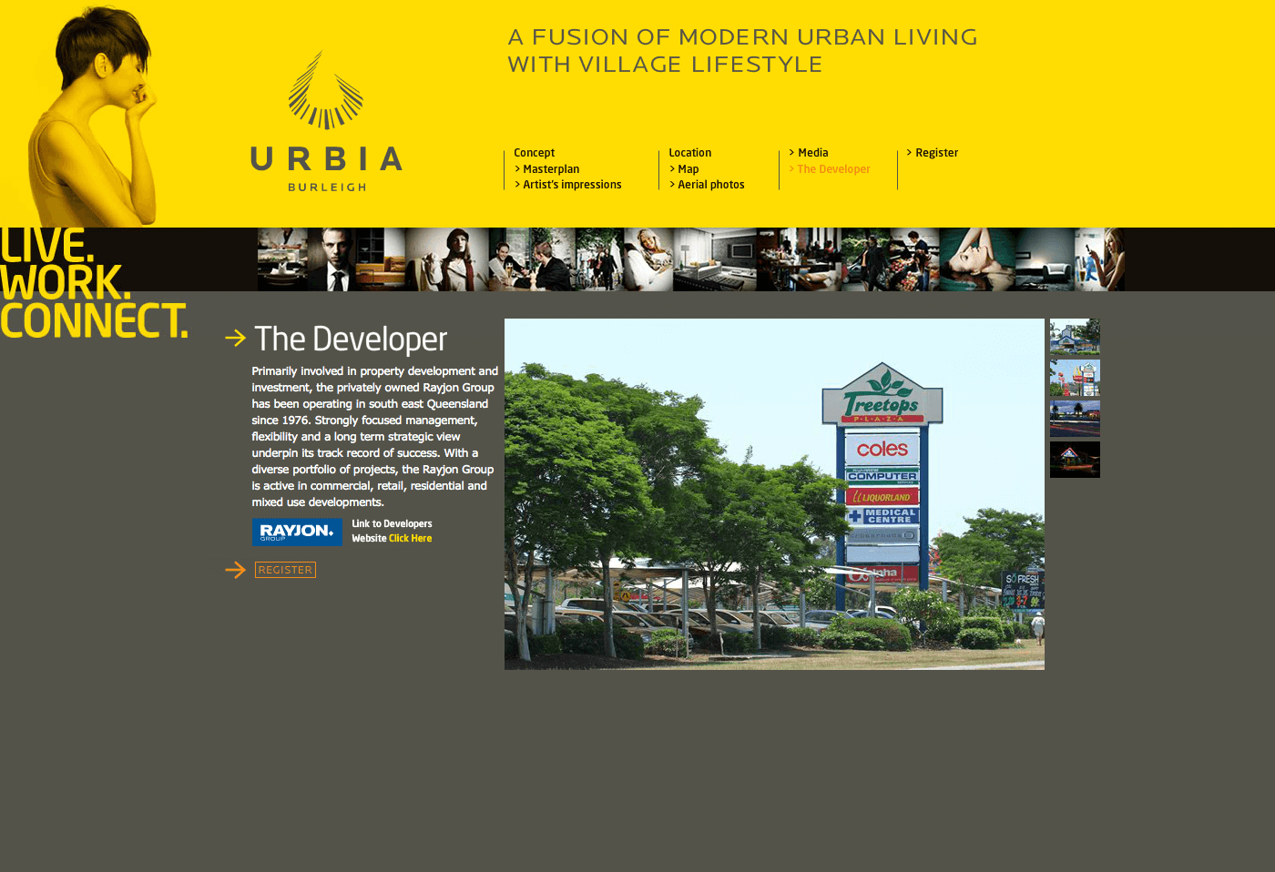 Able Video Urbia Burleigh Website