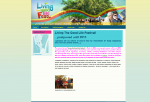 Able Video Living the Good Life Fest Website 02