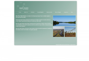 Able Video Mary River Water Brokers Website 02