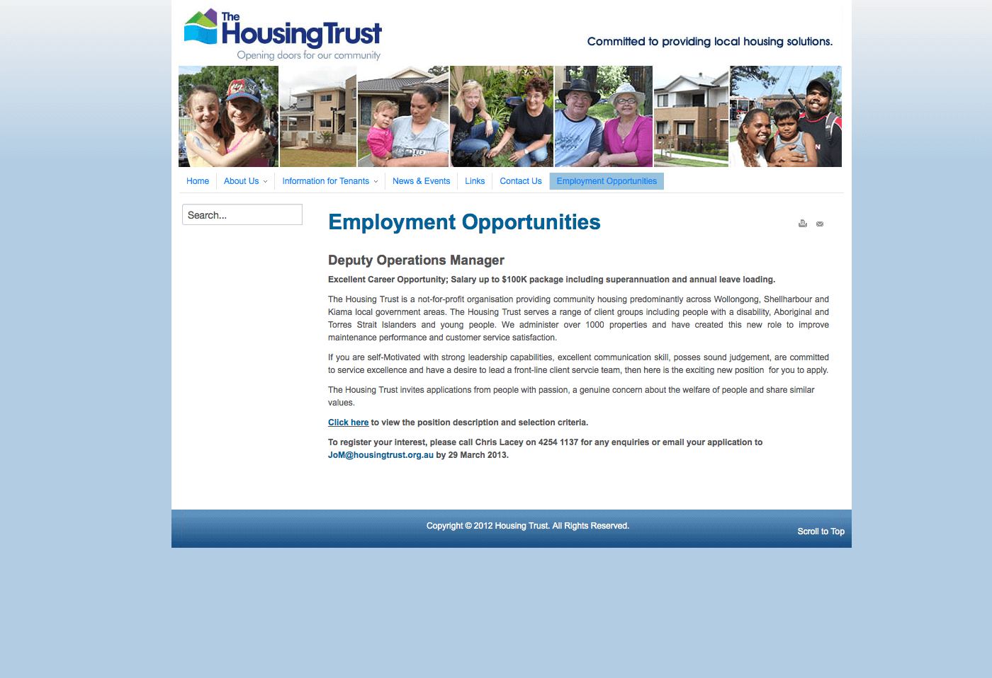 Able Video The Housing Trust Website 02