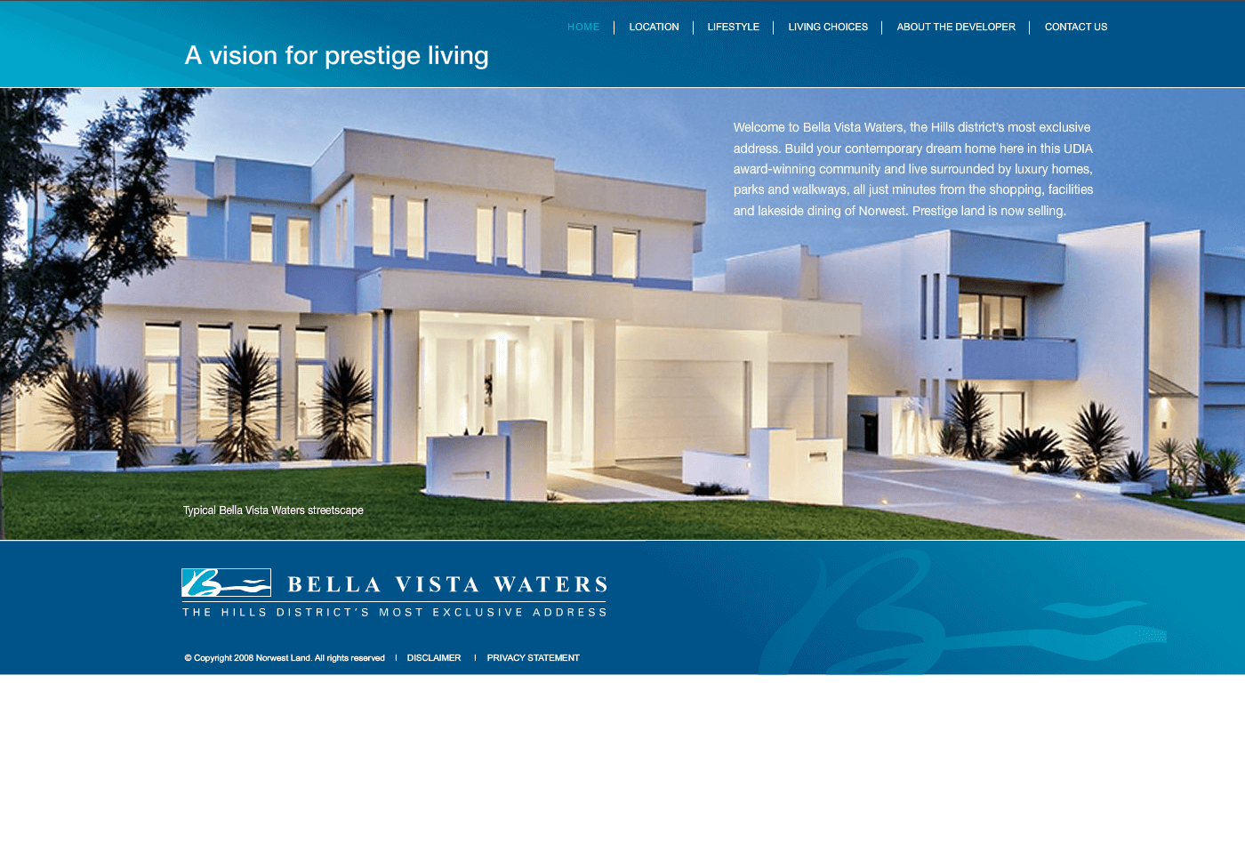 Able Video Bella Vista Waters Website