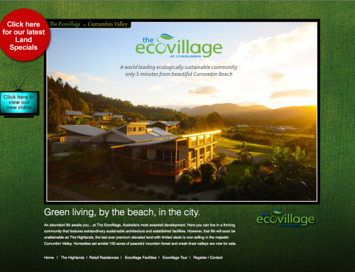 The Ecovillage at Currumbin