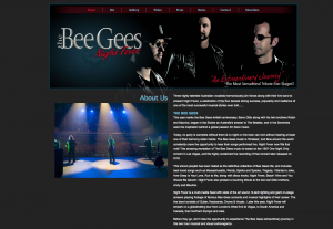 Able Video The Bees Gees – Night Fever Website