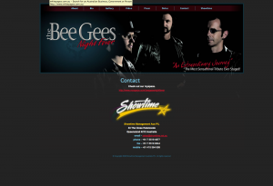 Able Video The Bees Gees – Night Fever Website 03