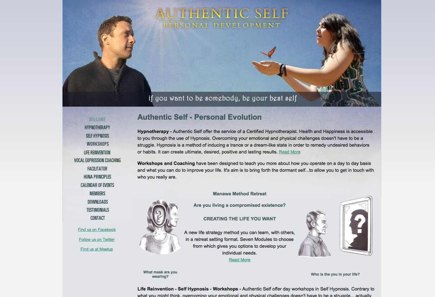 Able Video Authentic Self Personal Development Website 02