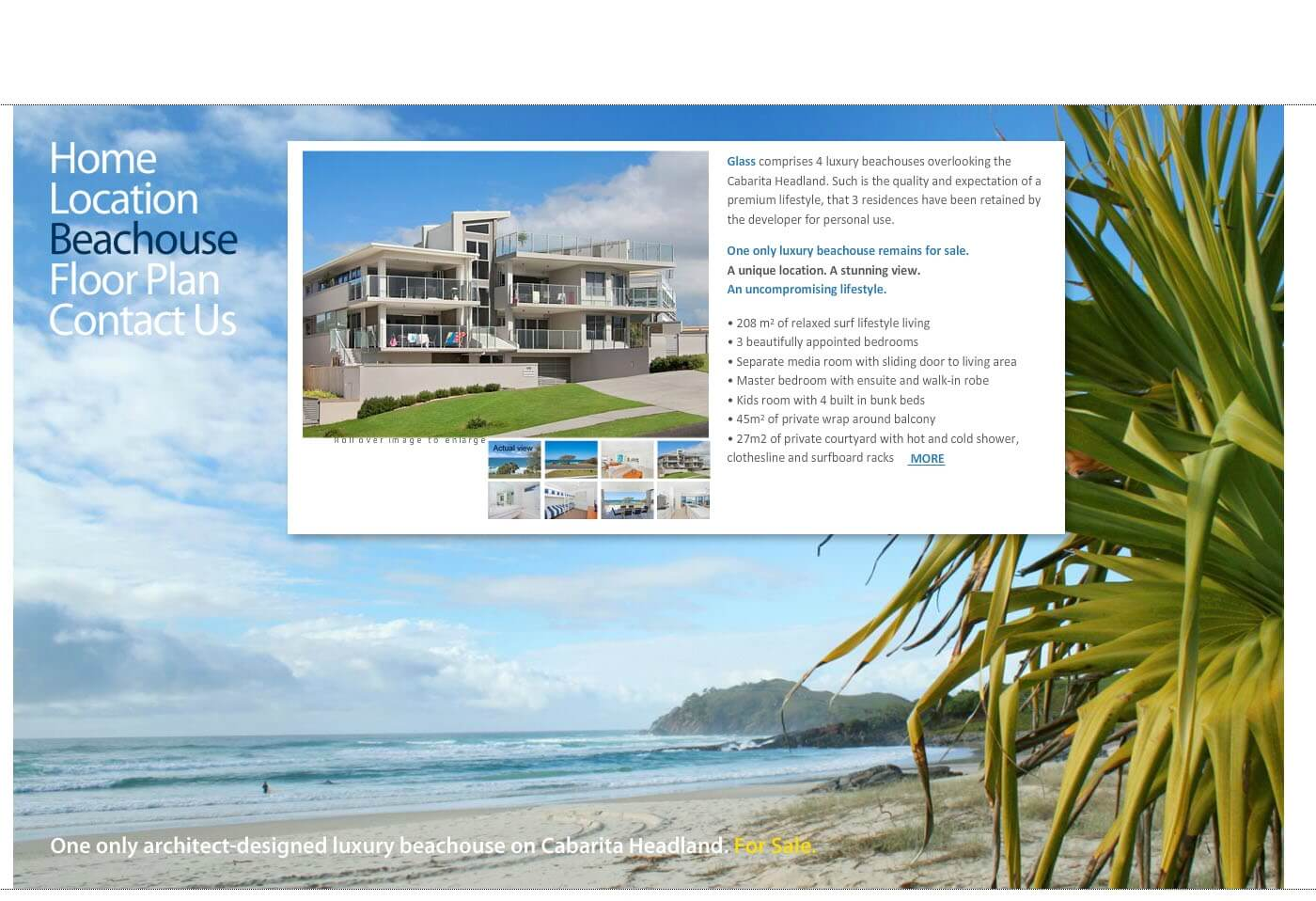 Able Video Glass Cabarita Headland Website 02