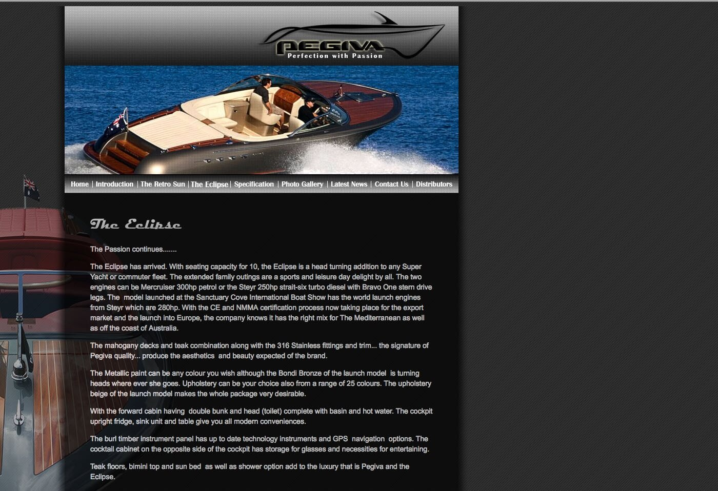 Able Video Pegiva Boats Website