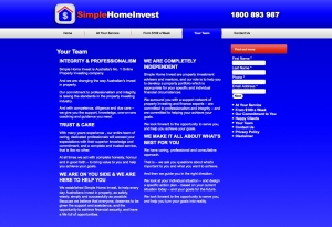 Able Video Simple Home Invest Website 02