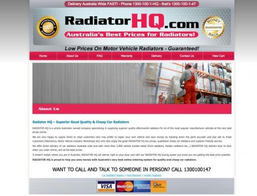 Radiator HQ