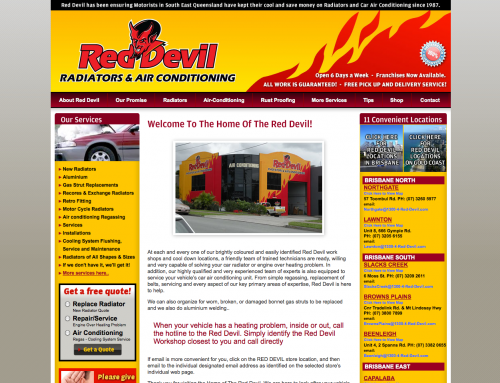 Red Devil Radiators & Air Conditioning