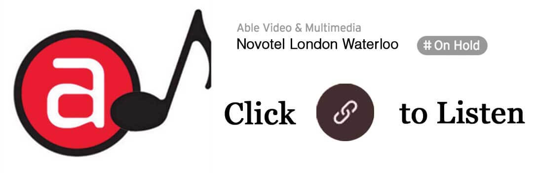 Able Video Novotel London Waterloo On Hold Messages Gold Coast