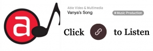 Able Video Vanya's Song Music Production Gold Coast