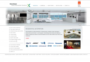 Able Video Harvey Norman Home Automation Website 02