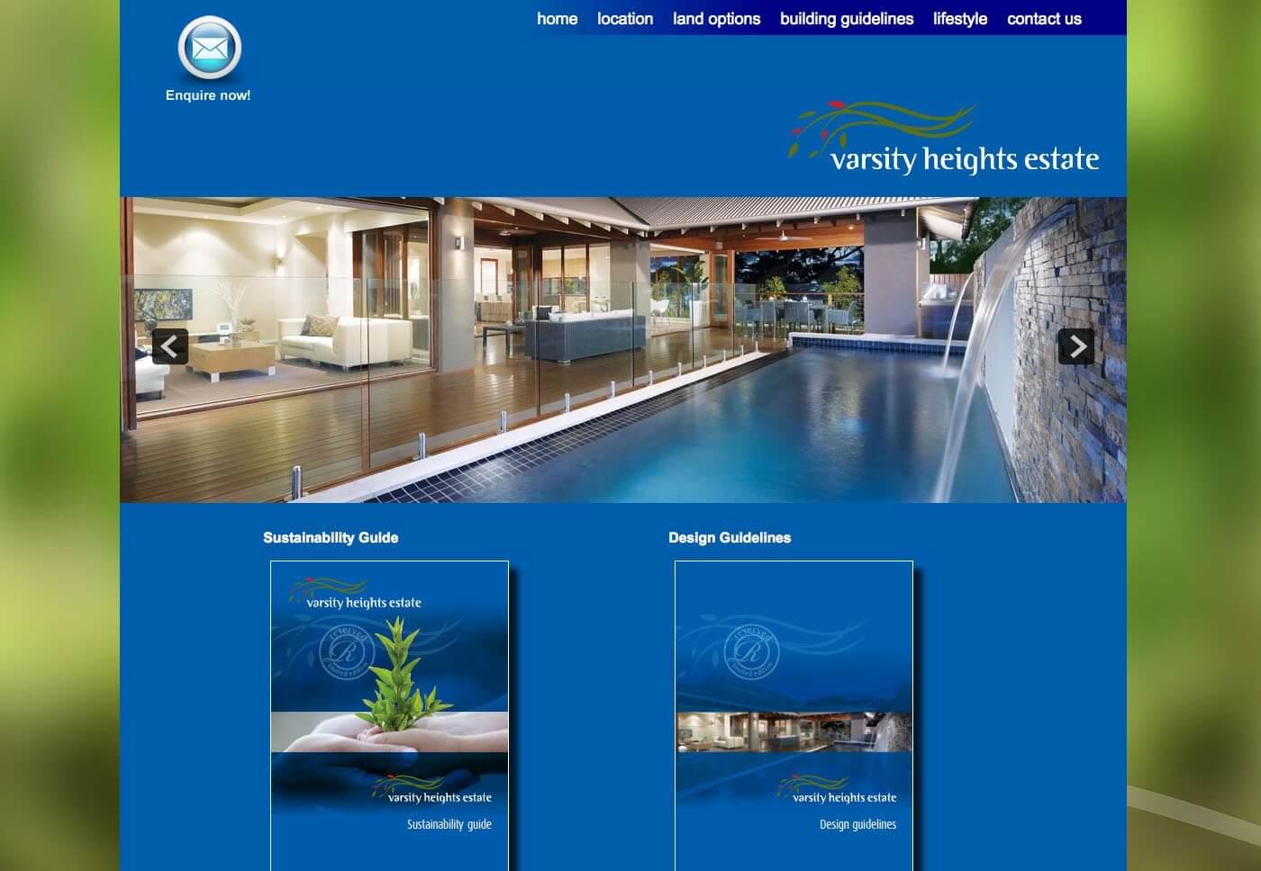 Able Video Varsity Heights Estate Website 03