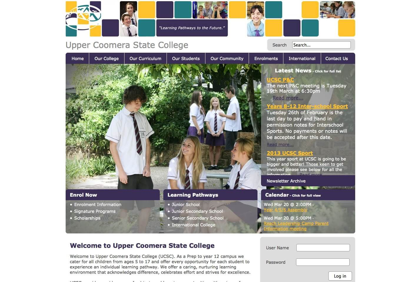 Able Video Upper Coomera State College Website 03