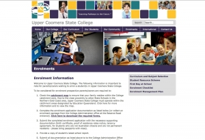 Able Video Upper Coomera State College Website