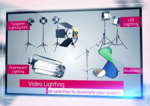 Able Video Video Lighting Equipment Hire Gold Coast