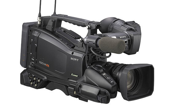 Able Video Sony PMW 350K Video Camera Equipment Hire Gold Coast