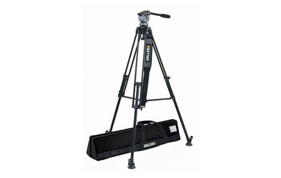 Able Video Miller DS10 Tripod Equipment Hire Gold Coast