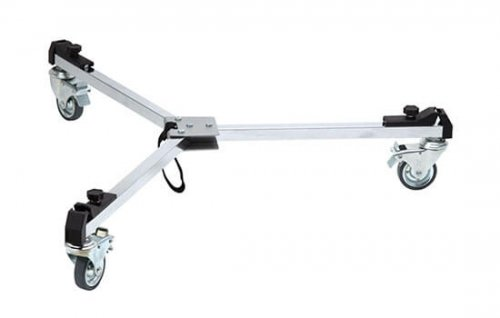 Able Video Slik Roller Spider Dolly Equipment Hire Gold Coast