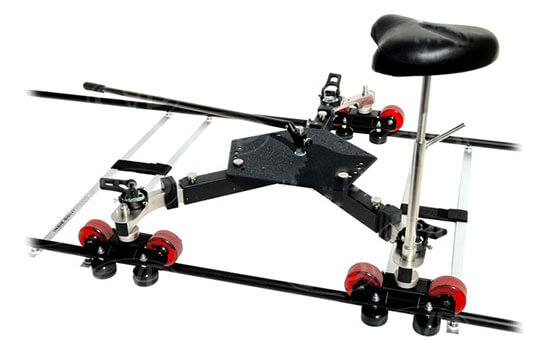 Able Video Indie Dolly Equipment Hire Gold Coast