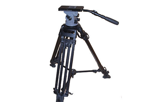 Able Video Miller Arrow 50-CF Tripod Equipment Hire Gold Coast