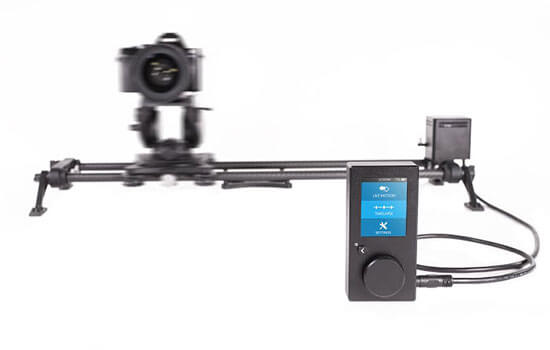 Able Video Rhino Motion Motorised Slider Equipment Hire Gold Coast
