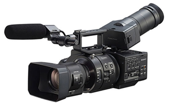 Able Video Sony FS700 Kit Video Camera Equipment Hire Gold Coast
