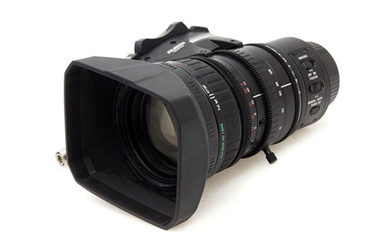 Able Video 2-3 Fujinon Lens XA16x8A-XB8 Equipment Hire Gold Coast
