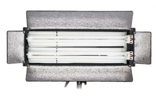 Able Video 2 Bank Flurescent Light Equipment Hire Gold Coast