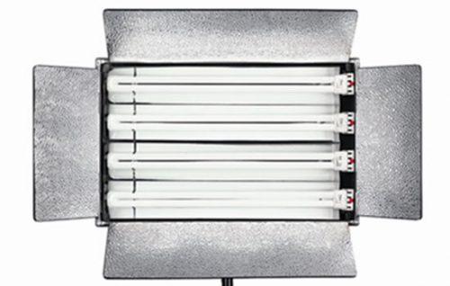 Able Video 4 Bank Flurescent Light Equipment Hire Gold Coast