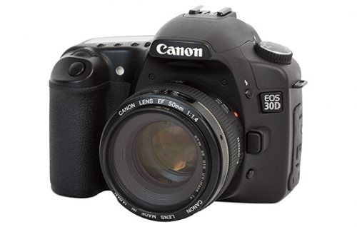 Able Video Canon 30D DSLR Equipment Hire Gold Coast