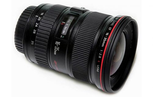 Able Video Canon EF 16-35mm f2.8 L-II-USM Lens Equipment Hire Gold Coast
