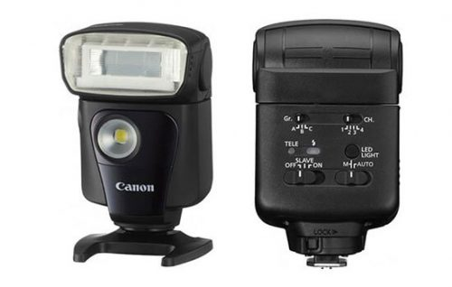 Able Video Canon Speedlite 320 EX Flash Equipment Hire Gold Coast