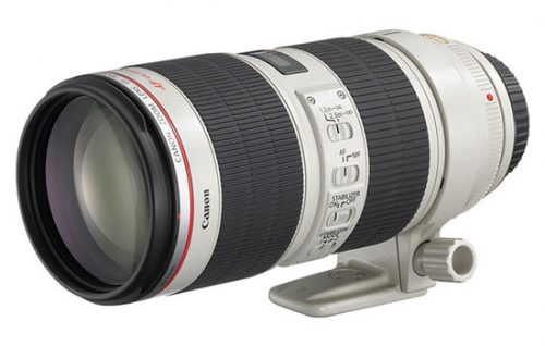 Able Video Canon 70-200mm Lens Equipment Hire Gold Coast