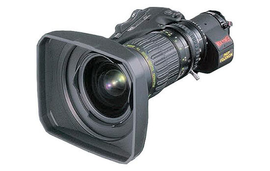 Able Video Fujinon ZA12x4 5BERD S6 HDTV Lens Equipment Hire Gold Coast
