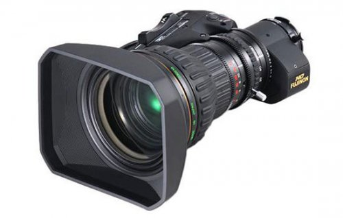 Able Video Fujinon ZA22X7 6BERM ZA22x7 6BERM HDTV Lens Equipment Hire Gold Coast