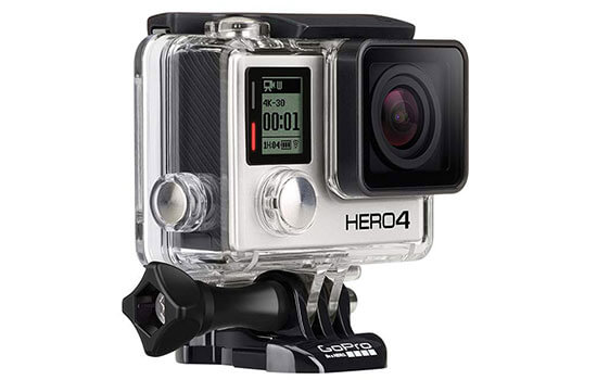 Able Video GoPro Hero4 Equipment Hire Gold Coast
