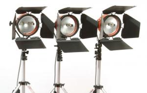 Able Video Ianiro Redhead Kit Light Equipment Hire Gold Coast