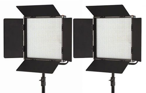 Able Video LED Panel 1x1 Kit Light Equipment Hire Gold Coast