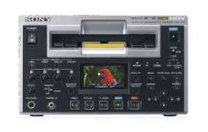 Able Video Sony DSR 15000P DVCAM Recorder Deck Equipment Hire Gold Coast
