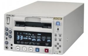 Able Video Sony DSR 1500P DVCAM Videocassette Recorder Equipment Hire Gold Coast