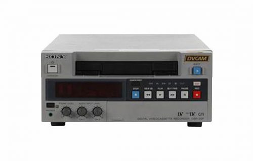 Able Video Sony DSR20P DVCAM Recorder Deck Equipment Hire Gold Coast